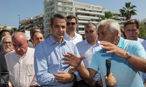 ND leader over oil spill: PM Tsipras must accept Kouroumblis' resignation