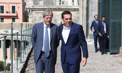 Tsipras: The south must not be relegated to Europe's margins