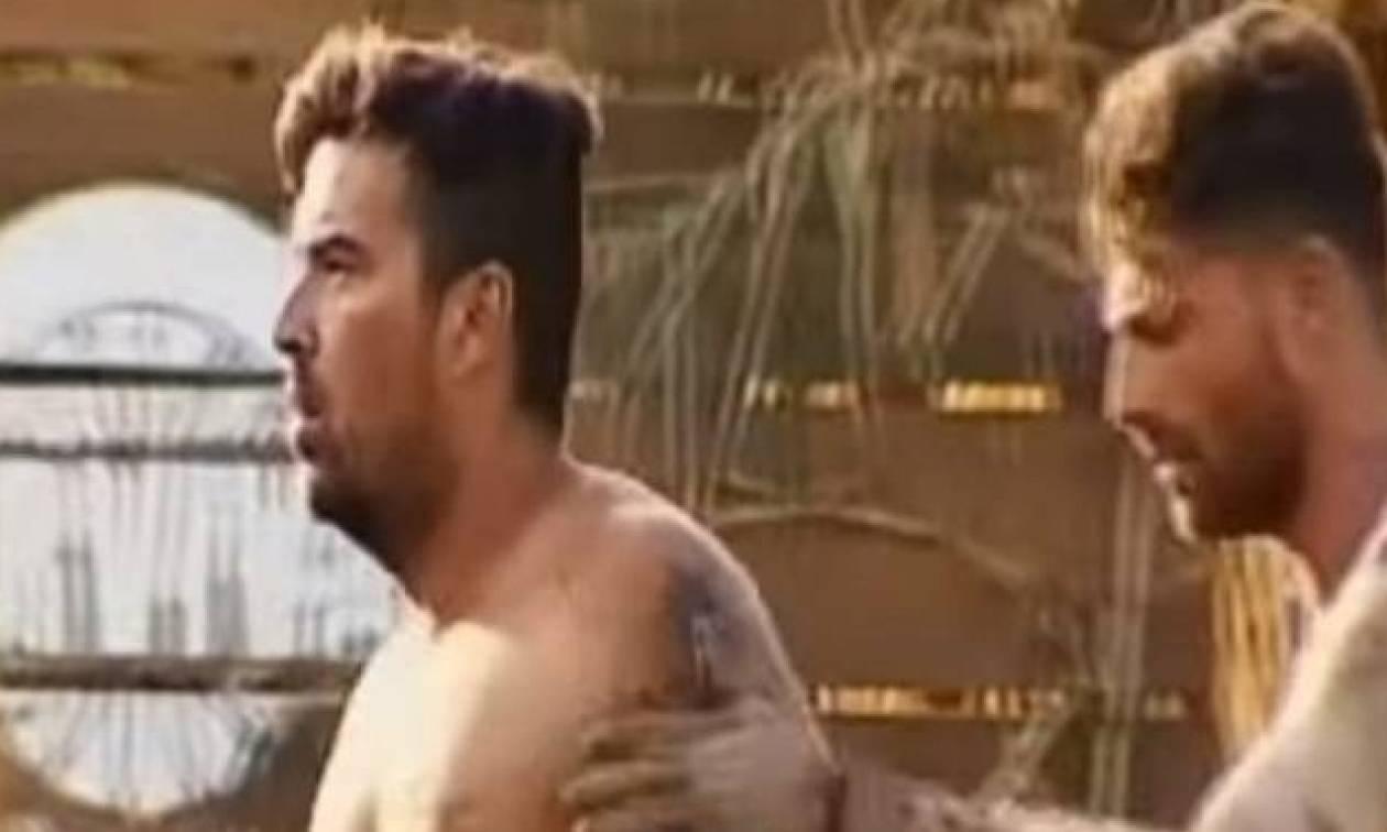Survival: Στο νοσοκομείο ο Αϊβάζης - Τι συνέβη με τον γνωστό ηθοποιό (pic)