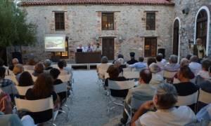 Αποκαλύφθηκε στο κοινό πανάρχαιο ελαιοτριβείο στη Μυτιλήνη