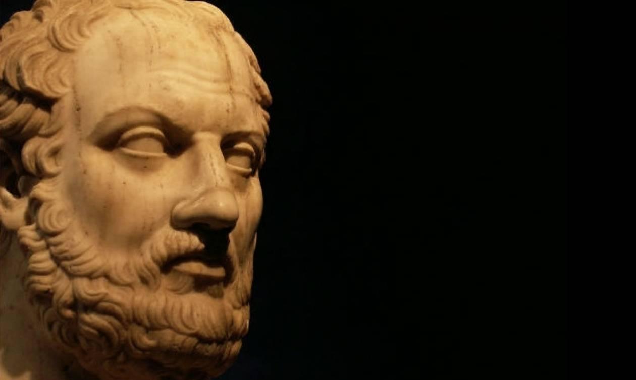 Ο Θουκυδίδης η προέλευση των Ελλήνων και το όνομα Ελλάς