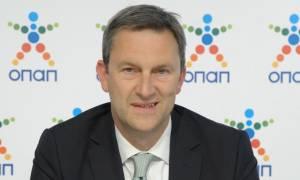 Ντάμιαν Κόουπ: «Σε πλήρη εξέλιξη ο μετασχηματισμός του ΟΠΑΠ»