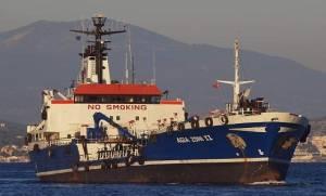 Συγκέντρωση διαμαρτυρίας της ΠΕΝΕΝ στα γραφεία που εδρεύει η πλοιοκτήτρια εταιρεία του «Αγ. Ζώνη ΙΙ»