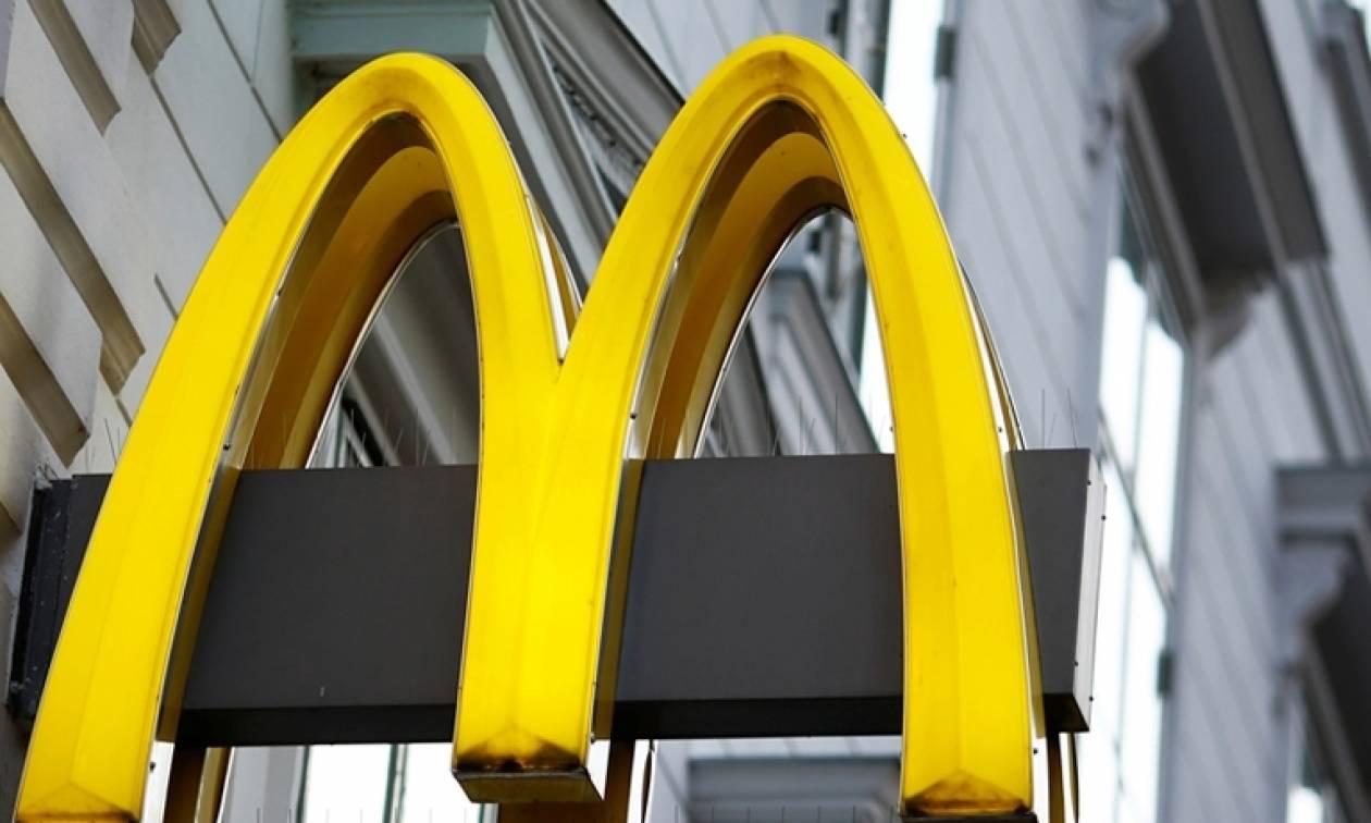 Ποιο είναι το... υπονοούμενο πίσω από το σήμα των McDonald's