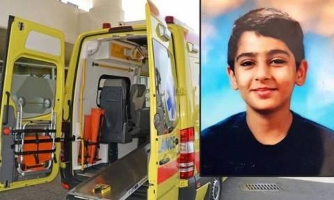 Ανείπωτη τραγωδία ! Ακαριαίος ο θάνατος του 13χρονου Δαμιανού – Τι έδειξε η νεκροτομή