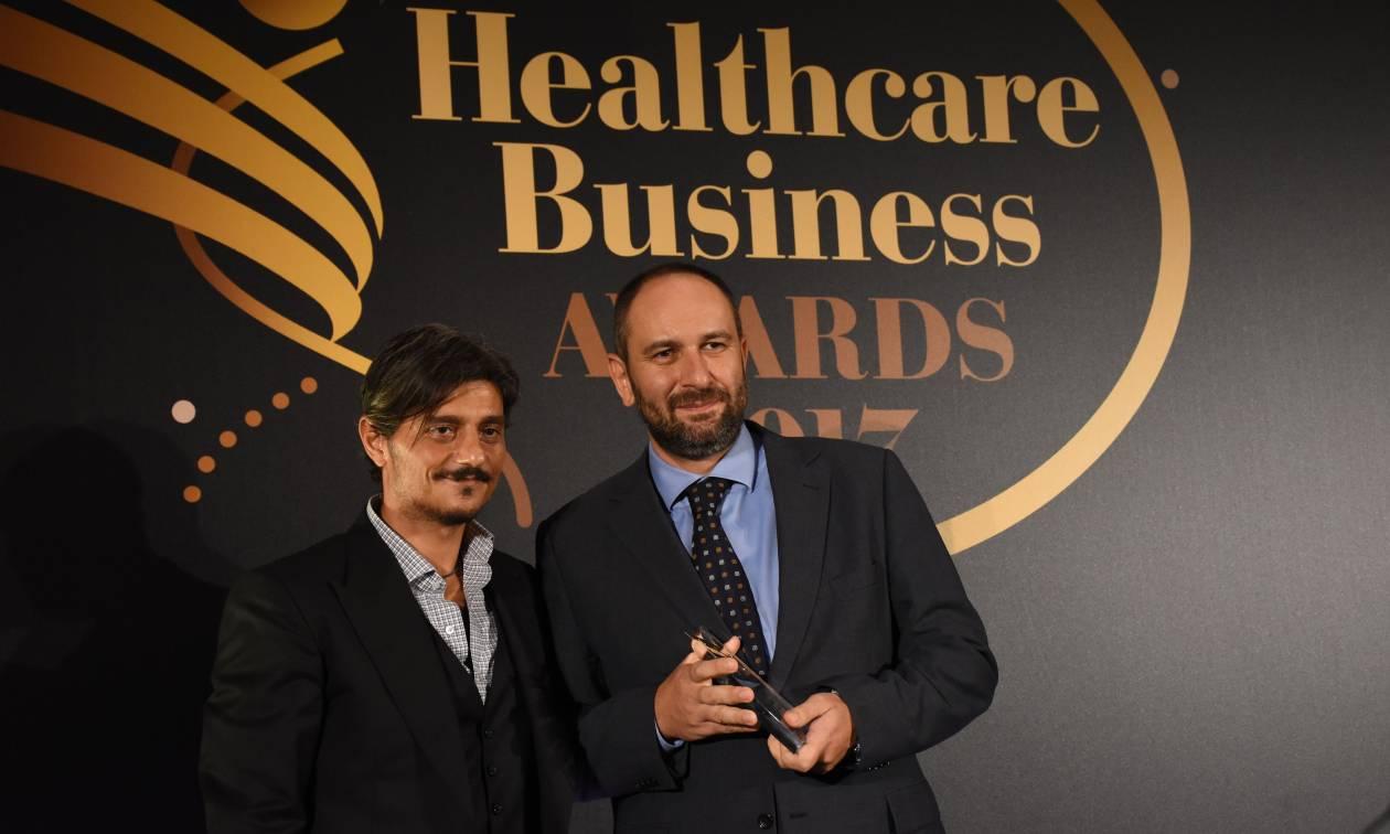 Ευρωκλινική Αθηνών Healthcare Awards 2017: Χρυσό βραβείο ποιότητας - Ασημένιο βραβείο καινοτομίας