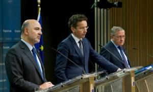 «Καμπανάκι» Eurogroup: Γρήγορα οι μεταρρυθμίσεις, για να κλείσει η αξιολόγηση μέσα στο 2017