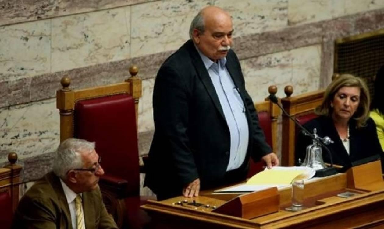 Μουσείο Δημοκρατίας στην Αθήνα προανήγγειλε ο Νίκος Βούτσης