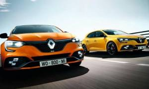 To καινούργιο Renault Megane RS έχει τουλάχιστον 280 άλογα από 1.800 κυβικά