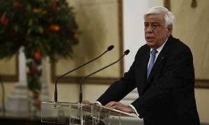 Παυλόπουλος: Όχι αλά καρτ εφαρμογή των αποφάσεων του Ευρωπαϊκού Δικαστηρίου και της ΕΕ