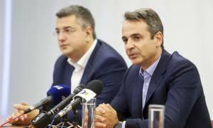 ΔΕΘ 2017 - Μητσοτάκης: Καινοτομία και υψηλή τεχνολογία ψηλά στην ατζέντα του προέδρου της ΝΔ