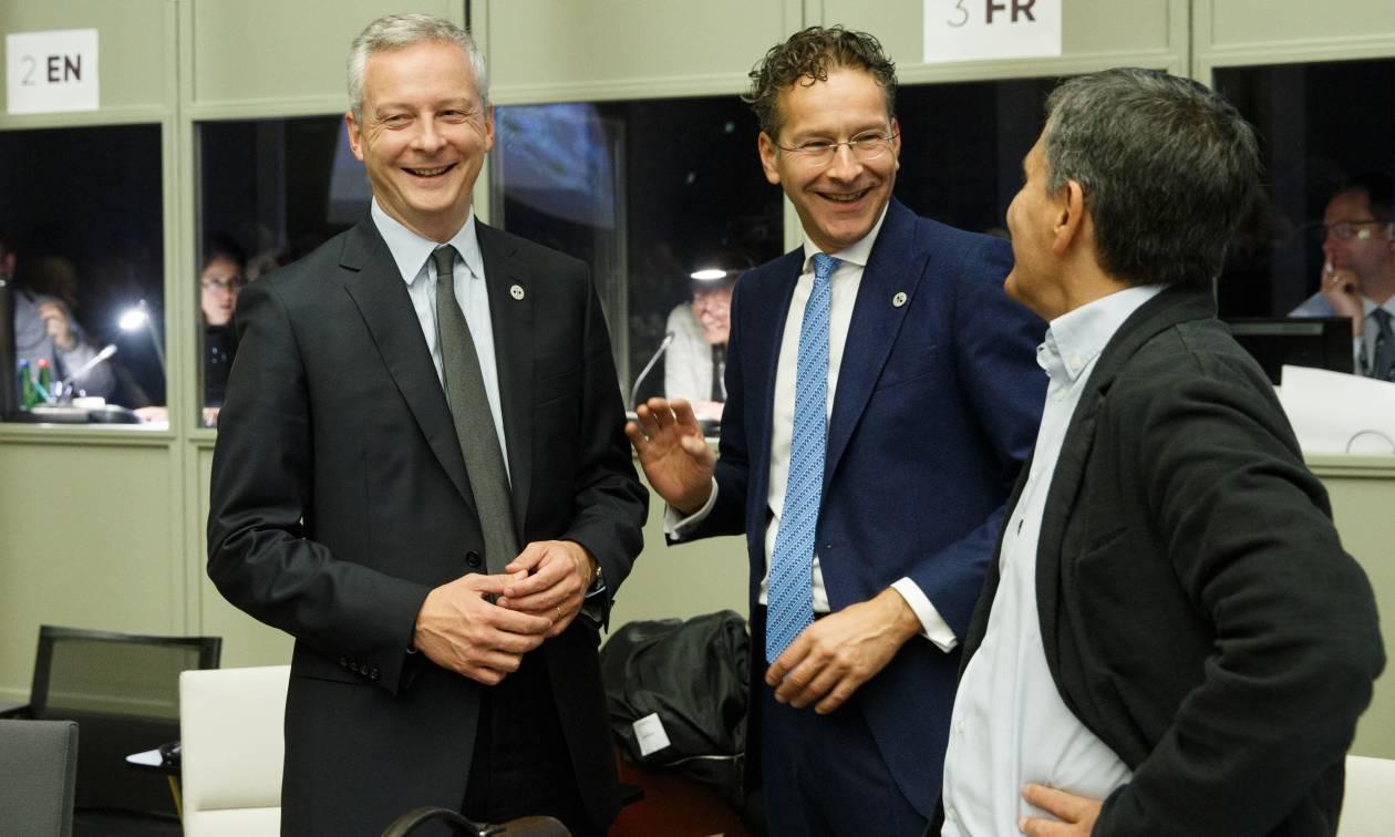 Ο Τσακαλώτος μετά το Eurogroup: Τα αυτιά μου είναι στη θέση τους