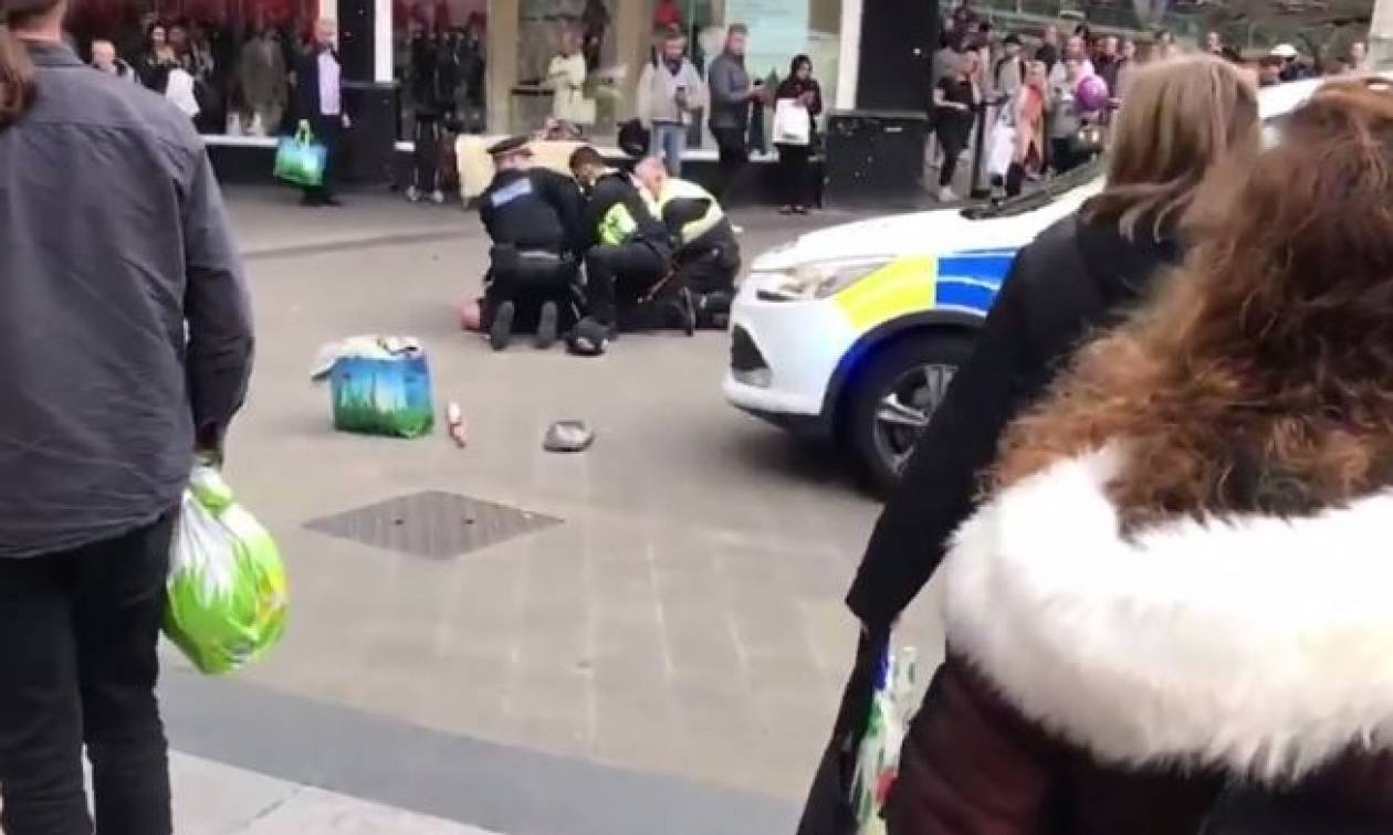 Συναγερμός στο Μπέρμιγχαμ: Συνελήφθη άνδρας που είχε μαχαίρι στην κατοχή του (vid)