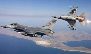 Συναγερμός στο Αιγαίο: Νέο μπαράζ παραβιάσεων και εικονική αερομαχία