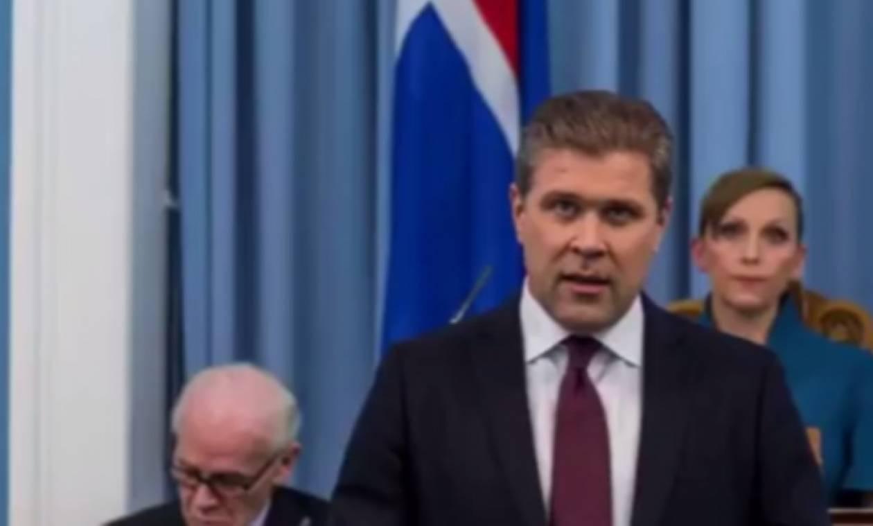 Κατέρρευσε η κυβέρνηση - Πρόωρες εκλογές στην Ισλανδία