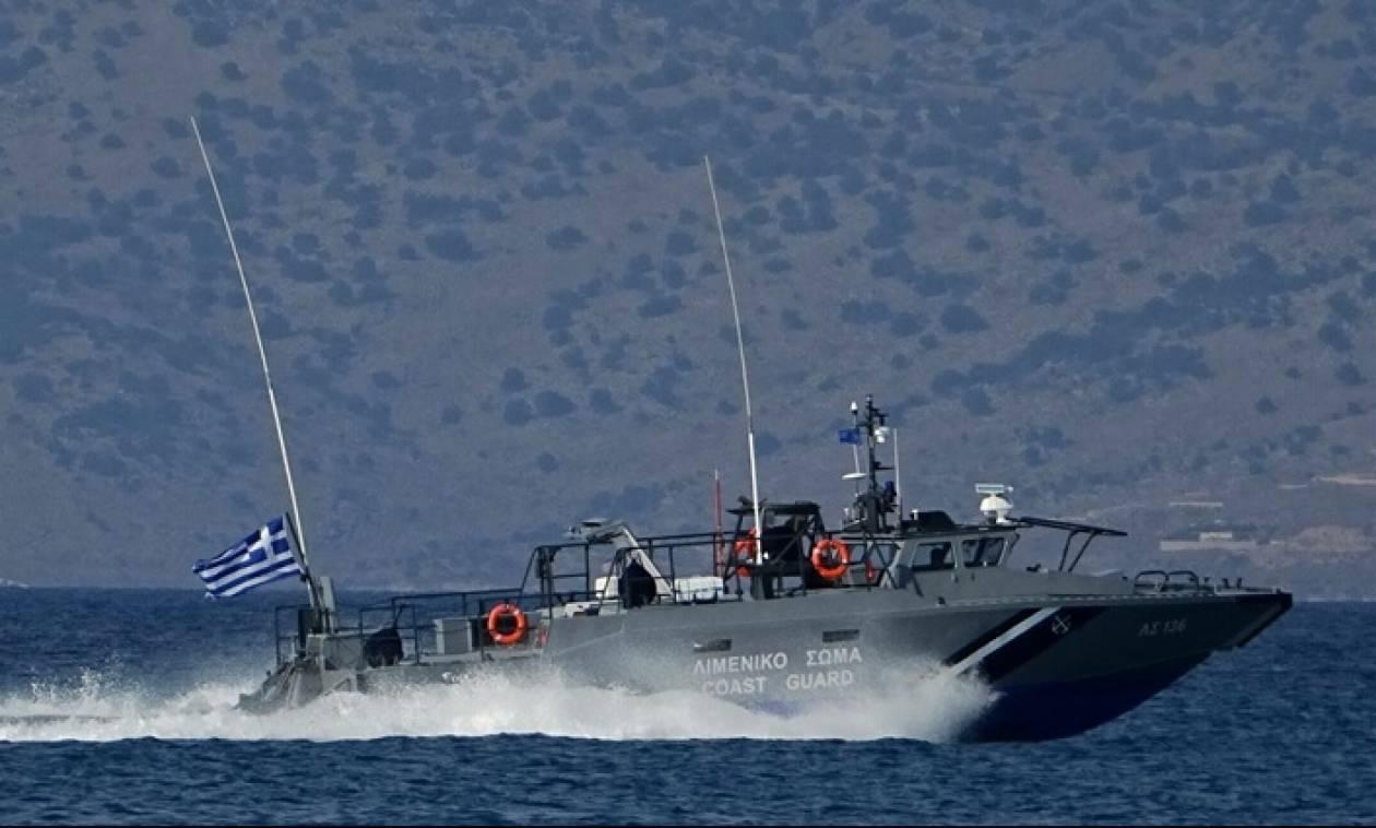 Μυτιλήνη: Θρίλερ στη θάλασσα για 72 ανθρώπους