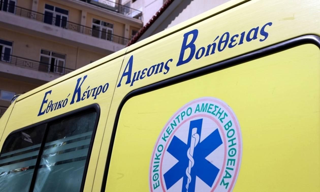 Ανατριχιαστικό ατύχημα στην Καλαμάτα: Ταξί «σήκωσε στον αέρα» δημοτικό αστυνομικό