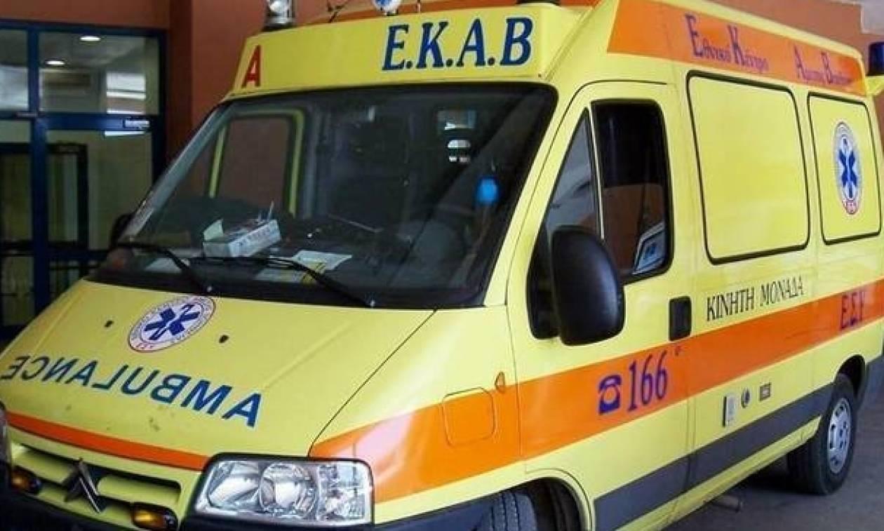 Δύο σοβαρά τραυματίες σε τροχαίο στην Ιεράπετρα – Εκσφενδονίστηκαν μέτρα μακριά