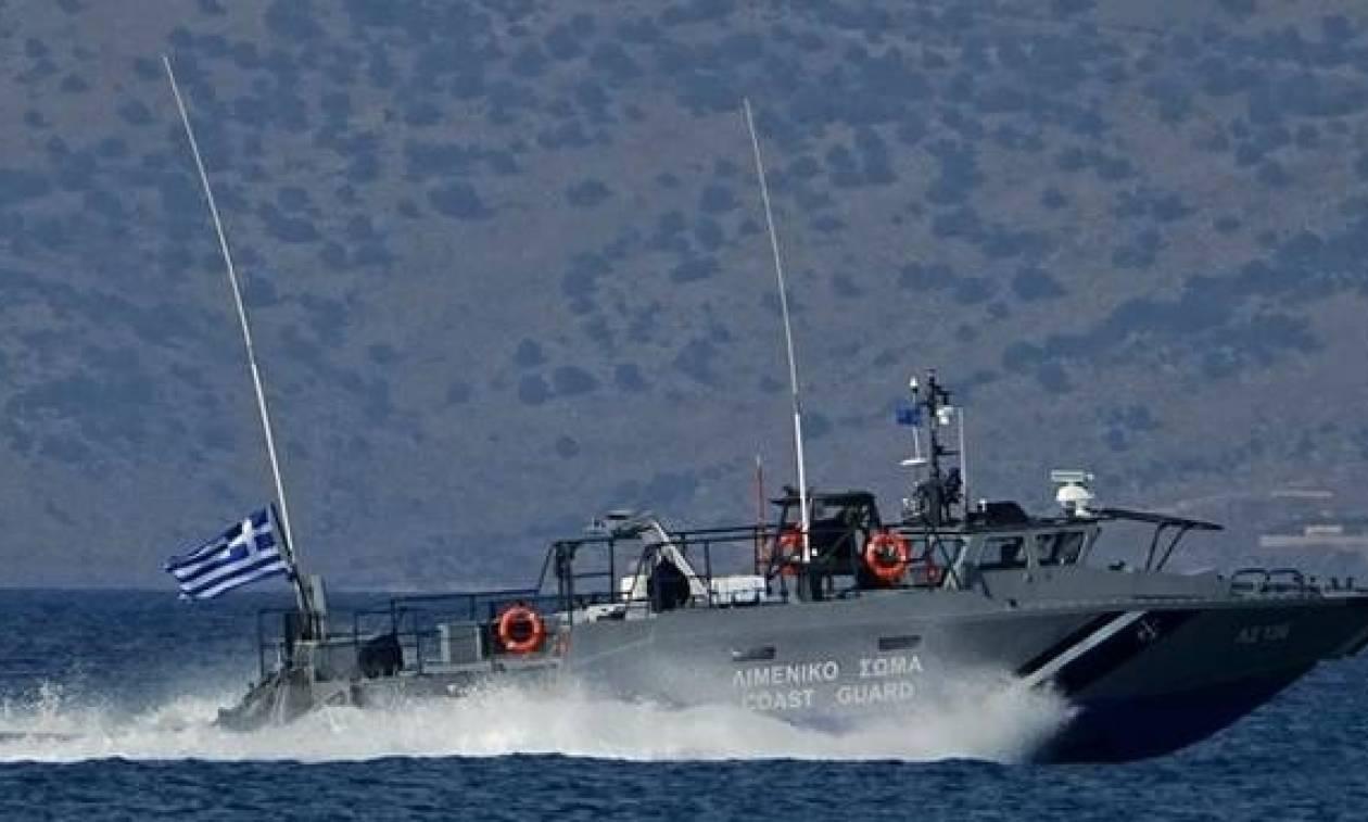 Συναγερμός για εντοπισμό σκάφους με μετανάστες στη Γαύδο