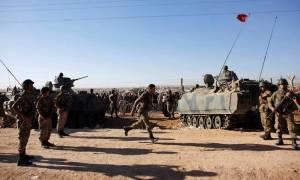 Συρία: Μια τουρκική παρουσία στο έδαφος μας θα ήταν «παράνομη»