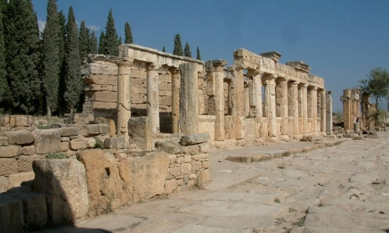 Οι αρχαίοι Έλληνες έχτιζαν επίτηδες ναούς πάνω σε σεισμικά ρήγματα!