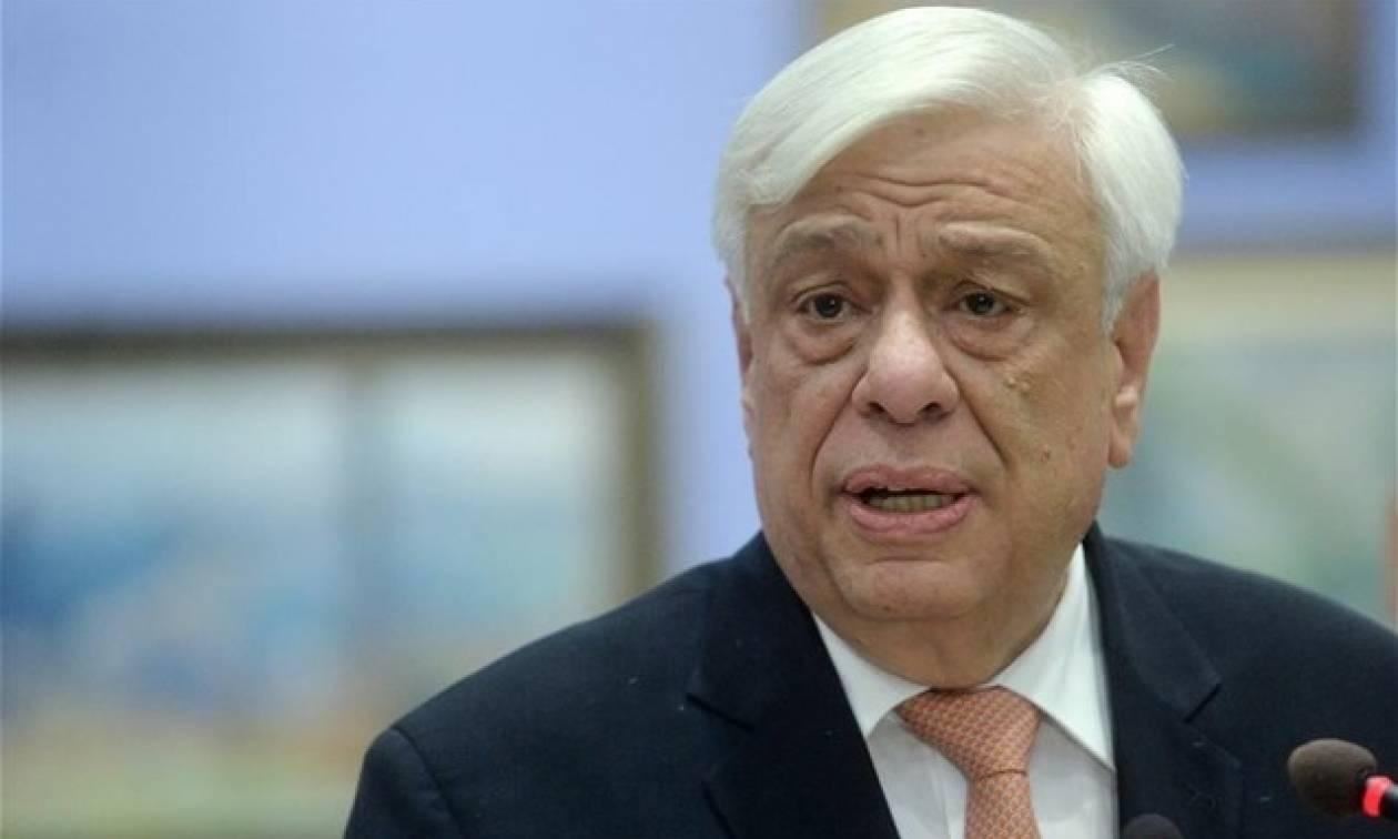 Στην Κρήτη ο Προκόπης Παυλόπουλος - Θα ανακηρυχθεί επίτιμος δημότης Βιάννου