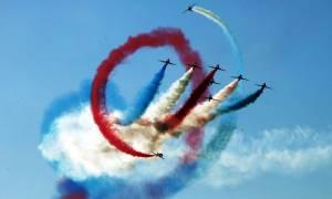 Athens Flying Week 2017: Εντυπωσιακοί ελιγμοί, αερομαχίες και ακροβατικά που κόβουν την ανάσα (pics)