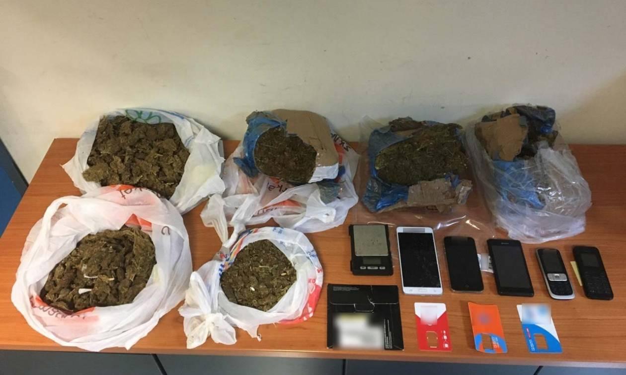 Συνελήφθη ηγετικό στέλεχος κυκλώματος εμπορίας ναρκωτικών ουσιών