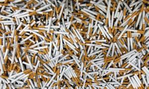 Σύλληψη 34χρονου στην Πάτρα για λαθραία τσιγάρα και καπνό