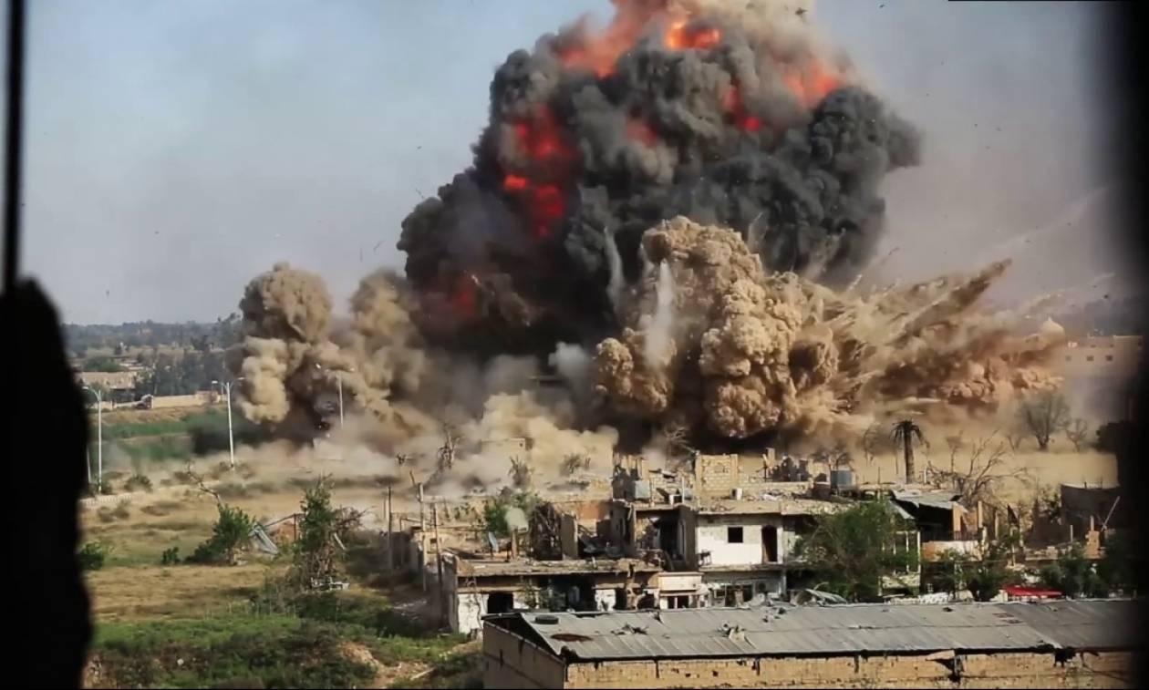 Ρωσία: Δε βομβαρδίσαμε εμείς τους συμμάχους των ΗΠΑ στη Συρία