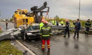 Φονική κακοκαιρία στη Ρουμανία με οχτώ νεκρούς και 67 τραυματίες! (vids)