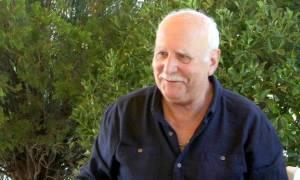 Γιώργος Παπαδάκης: «Θέλω να πεθάνω ενεργός. Να πεθάνω δουλεύοντας»