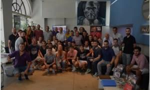 Αποκλειστικά στο ΙΕΚ ΑΛΦΑ: 13 μεγάλοι αθλητές μίλησαν στους νέους σπουδαστές Προπονητικής