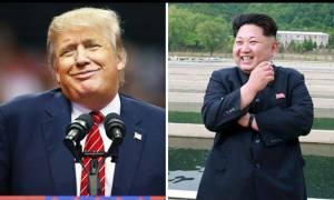 Ποιο είναι το παρατσούκλι που έβγαλε ο Τραμπ στον Κιμ Γιονγκ Ουν;