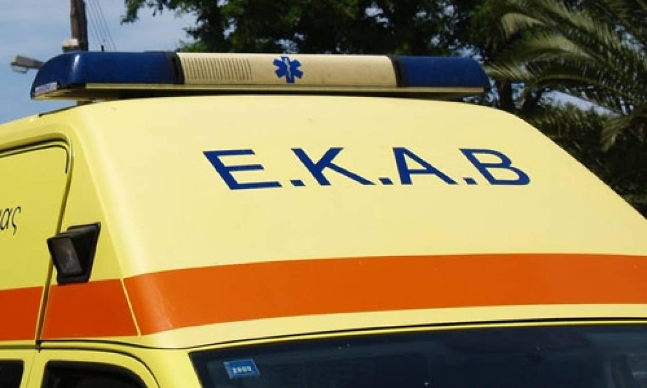 Καραμπόλα στην Κρήτη με τραυματίες μητέρα με τα δυο παιδιά της