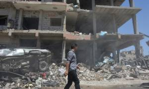 Συρία: Επίθεση σε πόλη Κούρδων - Νεκρό ένα 4χρονο παιδί