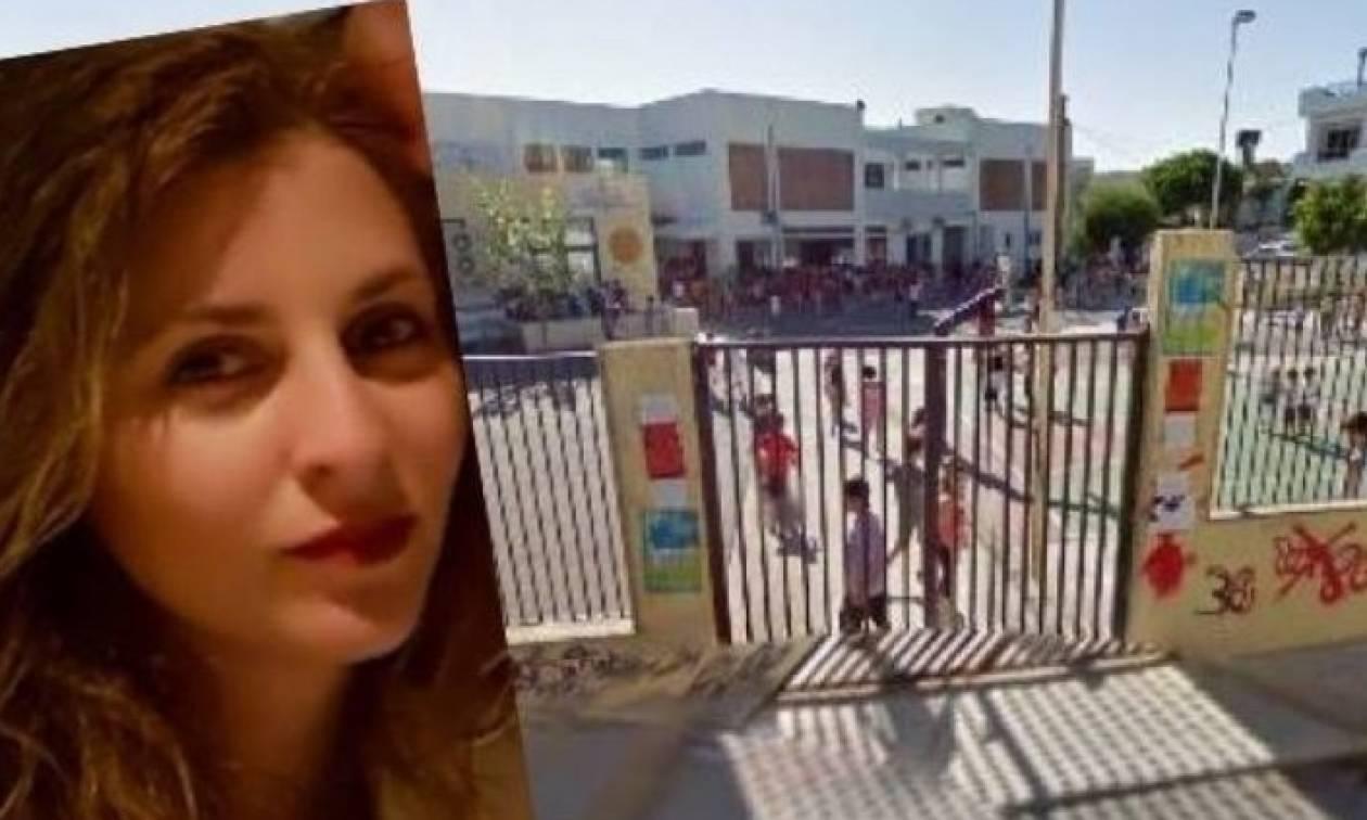 Δεν μπορεί να το πιστέψει κανείς: Στερνό αντίο στην Μαρία που «έσβησε» αναπάντεχα έξω από το σχολείο