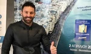 Τεράστια δύναμη ψυχής από τον Αντώνη Τσαπατάκη (video)