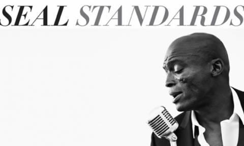 Επιστρέφει ο Seal με άλμπουμ αφιέρωμα στους θρύλους της τζαζ