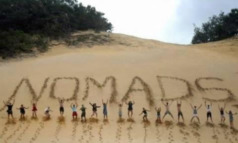 Nomads ANT1: Δείτε τις πρώτες εικόνες από το νησί Παλαούν (vid)