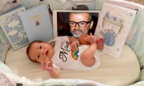 Γέννησε η γυναίκα που έκανε εξωσωματική με έξοδα του Τζορτζ Μάικλ (pics)