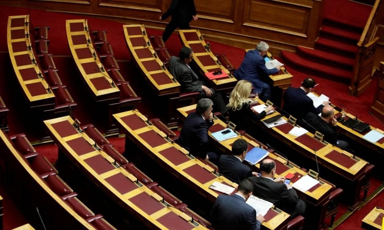 Βουλή: Ερώτηση 29 βουλευτών του ΣΥΡΙΖΑ με αιχμές κατά του ΣτΕ