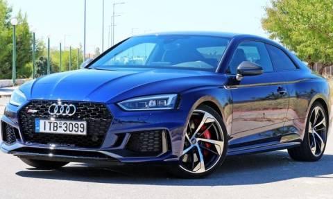 To νέο Audi RS5 των 450 ίππων είναι ο βασιλιάς της απόκρυψης!