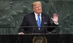 Δήλωση - βόμβα του Τραμπ: Θα καταστρέψουμε ολοσχερώς τη Βόρεια Κορέα (vid)