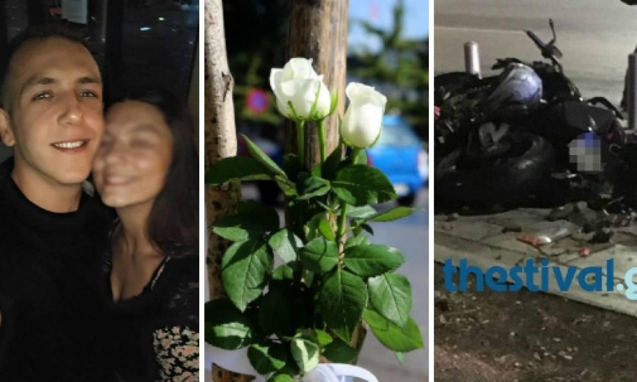 Τροχαίο Θεσσαλονίκη: Το συγκλονιστικό τελευταίο ποστ του 22χρονου λίγο πριν σκοτωθεί