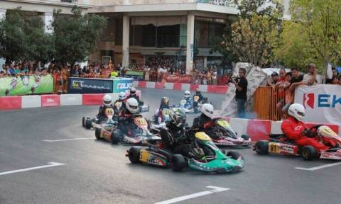 Η ΕΚΟ χορηγός στο «9ο Patras International Circuit for Kart» (P.I.C.K)