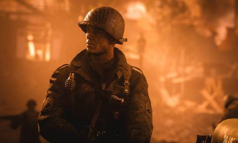 """Υστερία με το νέο τρέιλερ του """"Call of Duty: WW2""""! Δείτε και θα καταλάβετε"""