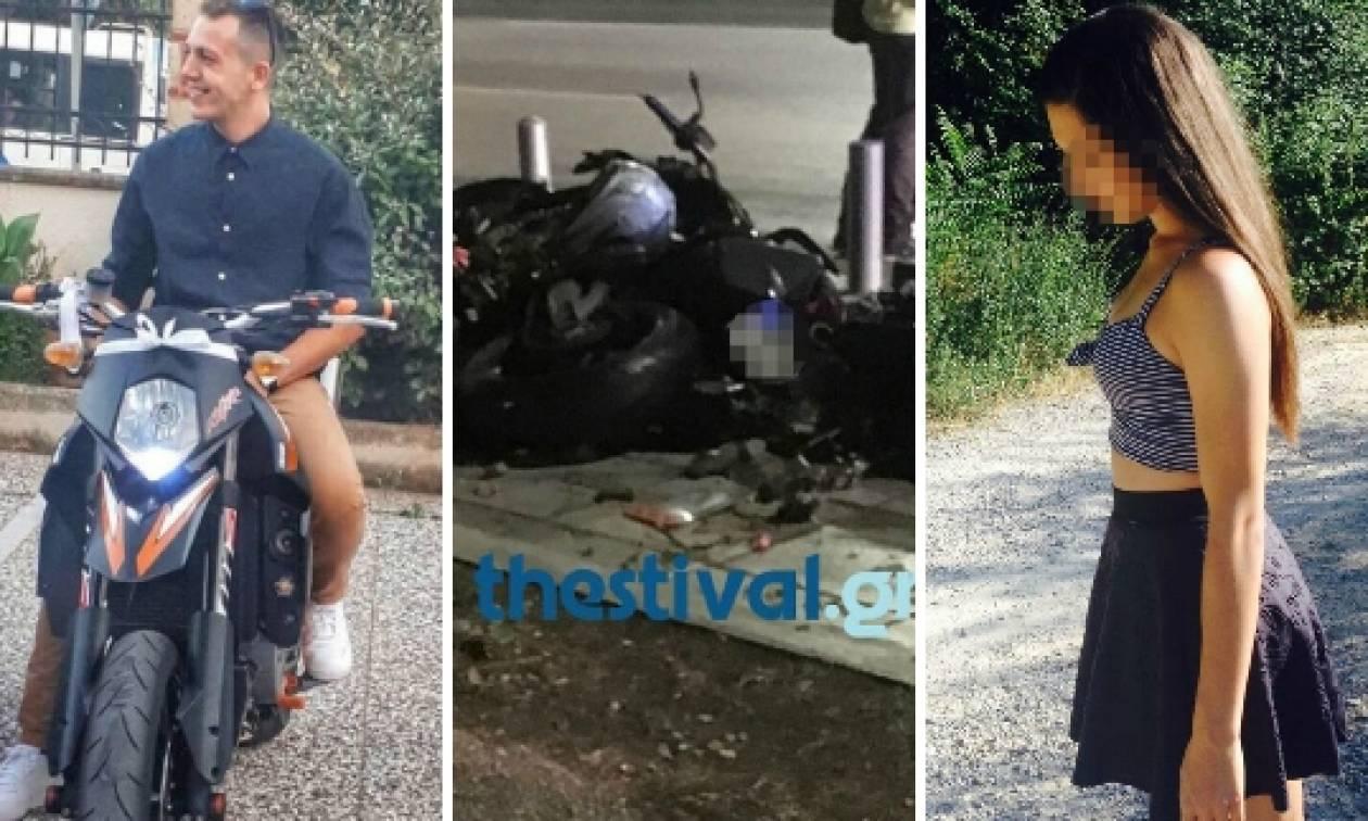 Τροχαίο Θεσσαλονίκη: Τα τελευταία λόγια του 22χρονου λίγο πριν ξεψυχήσει
