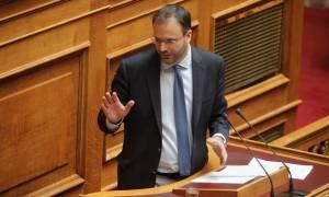 Βουλή – Θεοχαρόπουλος: «Α λα καρτ» κυβερνητική πλειοψηφία δεν μπορεί να γίνει αποδεκτή