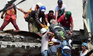 Σεισμός Μεξικό: Τους 139 έφτασαν οι νεκροί του καταστροφικού σεισμού των 7,1 Ρίχτερ